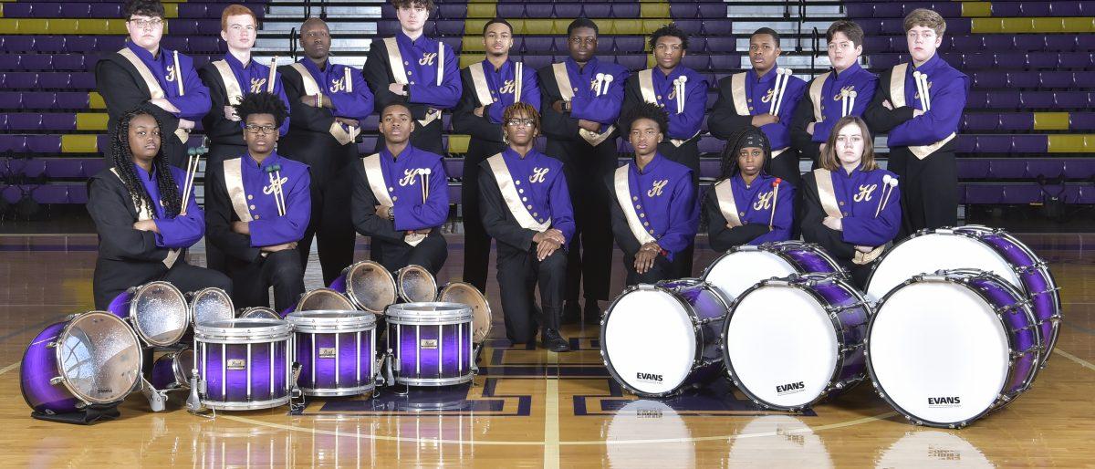 Permalink to: Award Winning Drumline